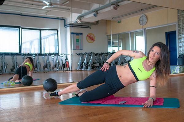 rinforzo muscolare runner