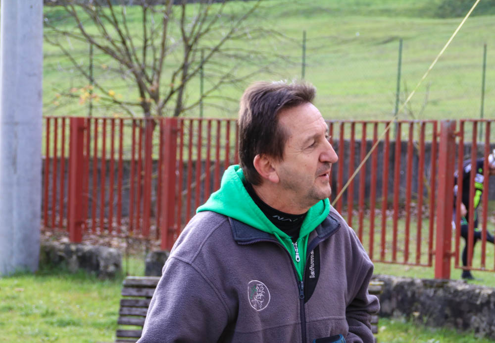 Gianfranco Alfieri, presidente Team La Verde ASD