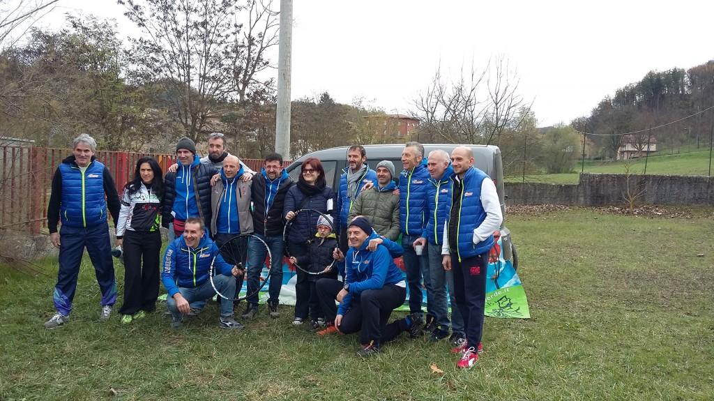 """Trofeo a Squadre """"La Verde"""": 2° Spritz Bikers Mtb Langhirano"""
