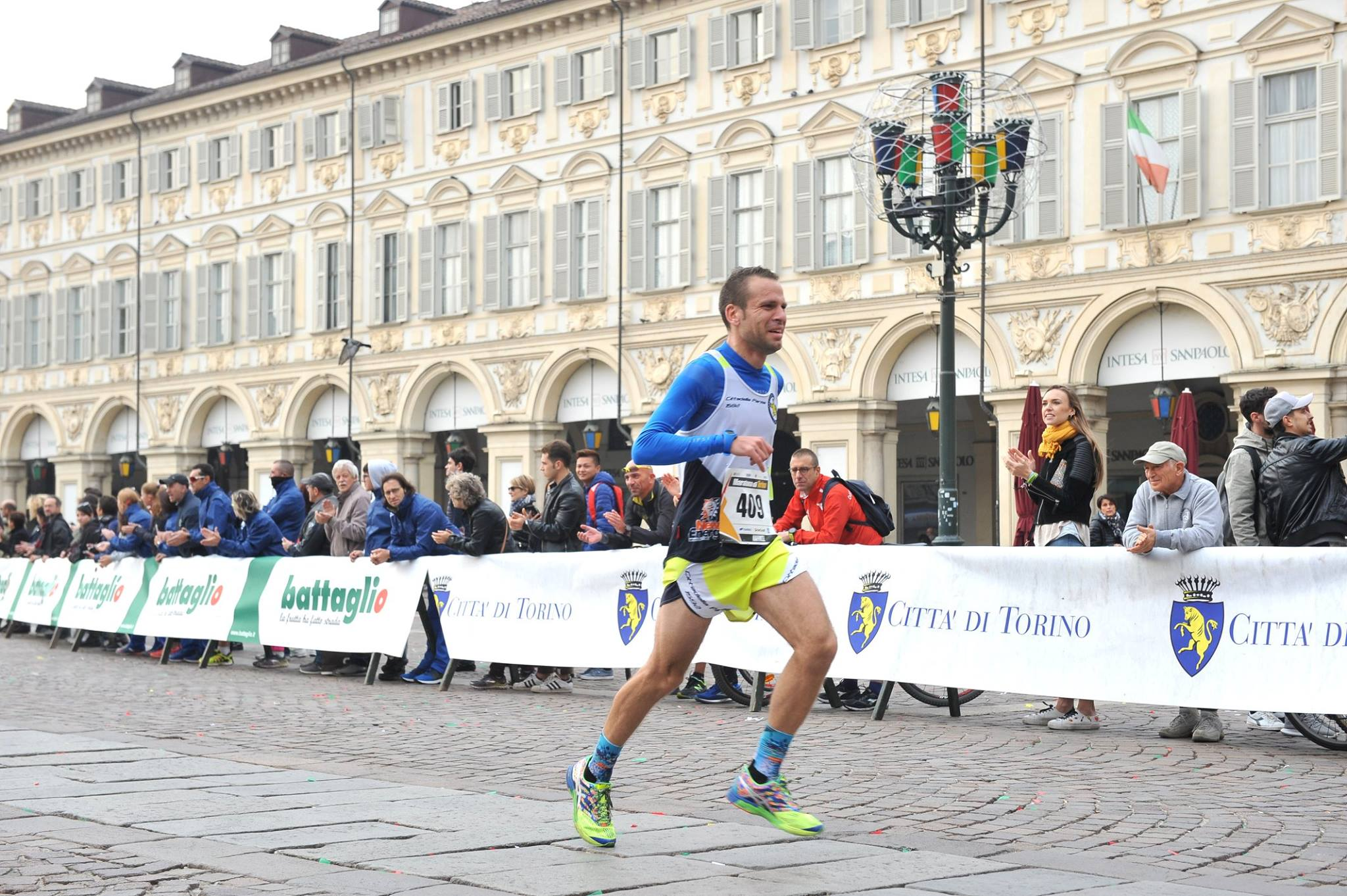 Raffaele Scaraia Maratona di Torino