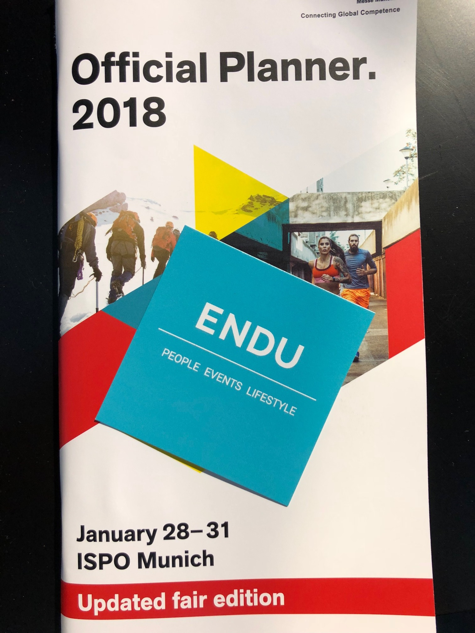 ENDU ISPO 2018